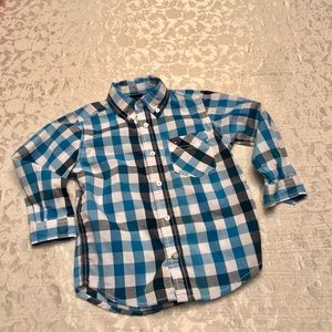 Tommy Hilfiger Toddler Button Down 2T